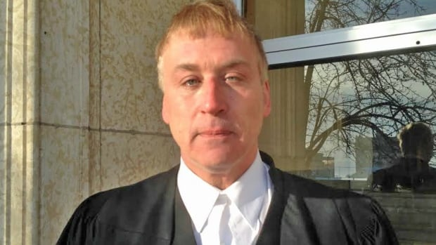 Thunder Bay lawyer Chris Watkins said he appreciates the efforts of a volunteer to provide coverage of court proceedings.