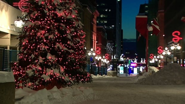 The Sparks Street BIA says foot traffic is up this year, but they're introducing a valet parking pilot project to keep up that momentum in the winter.