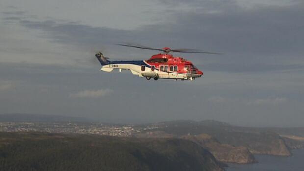 nl eurocopter super puma st. john's nov 2013