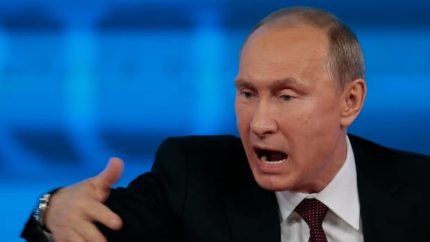 """I am certain that we will fiercely and consistently continue the fight against terrorists until their complete annihilation,"" Russian President Vladimir Putin said, according to Russian news agencies."