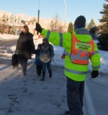 Crossing guards Ottawa