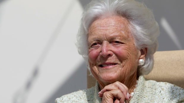 Former first lady Barbara Bush has been hospitalized Tuesday in Houston with a respiratory-related issue.
