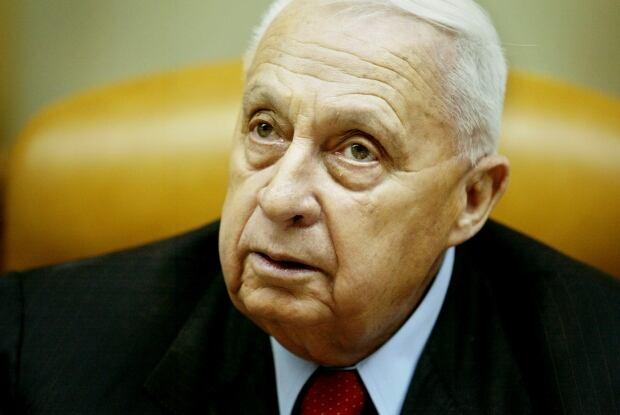 Mideast Israel Ariel Sharon