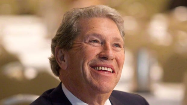 Why is this man smiling? Hunter Harrison, head of the Canadian Pacific Railway, was paid $49.1 million in salary, stock options and bonuses in 2012.
