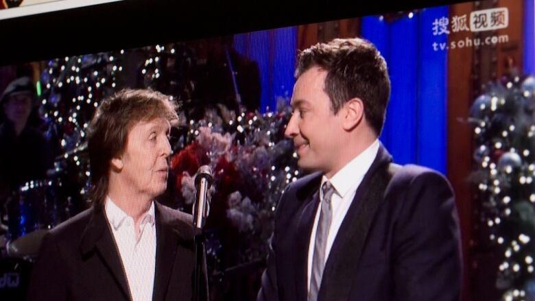 Saturday Night Live hits China via online video site   CBC News