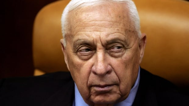 Former Israeli prime minister Ariel Sharon is one the country's most iconic and controversial figures.