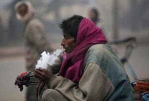 India smoking
