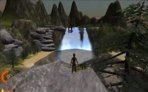 Aboriginal computer game