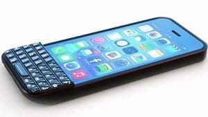 Typo iPhone keyboard