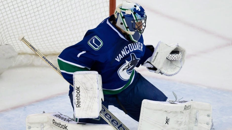 Canucks Expect Roberto Luongo Back To Face Kings Cbc Sports