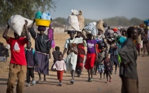 South Sudan Peace Talks