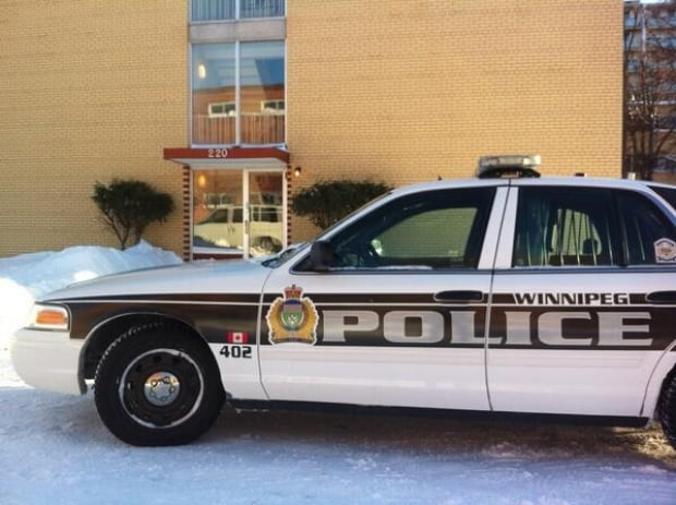 Winnipeg suspicious death