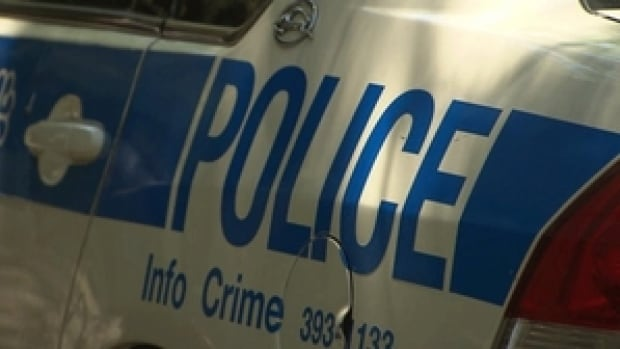 Montreal police are investigating shots fired in the city's east end Saturday night. An injured man was found nearby as well as two others who reporting being robbed by a group of four armed men.