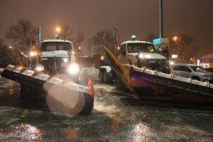 Toronto Snow Plows