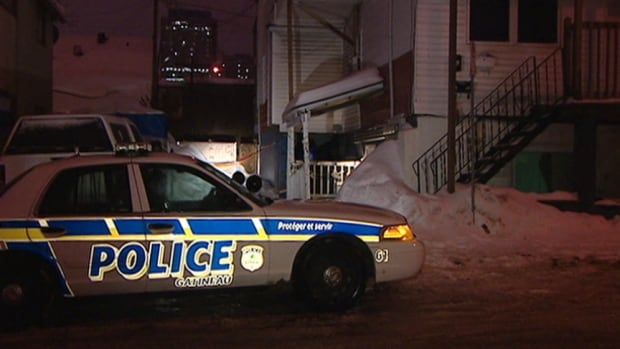A 42-year-old man was found dead in an apartment on Garneau Street in Hull on Sunday night, Gatineau police say.