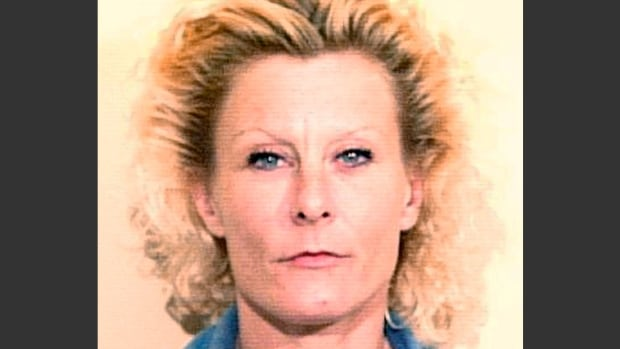 This June 26, 1997 file booking photo provided by the Tom Green County Jail in San Angelo, Texas, shows Colleen R. LaRose, also known as 'Jihad Jane.' LaRose has been sentenced to 10 years in prison after admitting she plotted to kill a Swedish artist over a cartoon that offended Muslims.