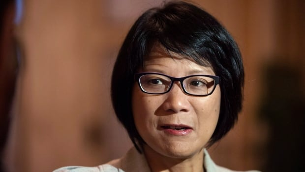 Olivia Chow resigned as Trinity-Spadina's MP today and will officially enter the Toronto mayoral race on Thursday. The longtime NDPer faces a field crowded with right-of-centre candidates.