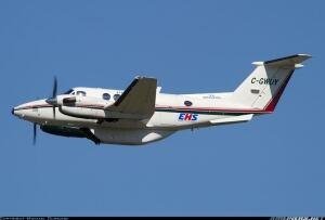 EHS plane