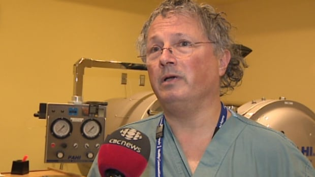 Dr. Ken LeDez treated four of the nine people affected by carbon monoxide poisoning in eastern Newfoundland since Saturday.