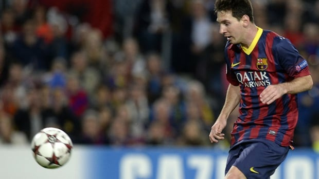 Barcelona forward Lionel Messi is set to return to game action on Wednesday for the Copa del Rey match. He hasn't played since tearing his left hamstring on Nov. 10.
