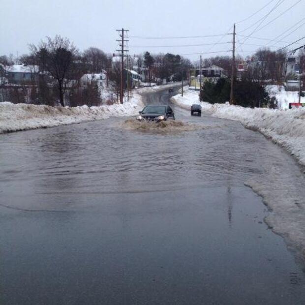 St. John's flooding