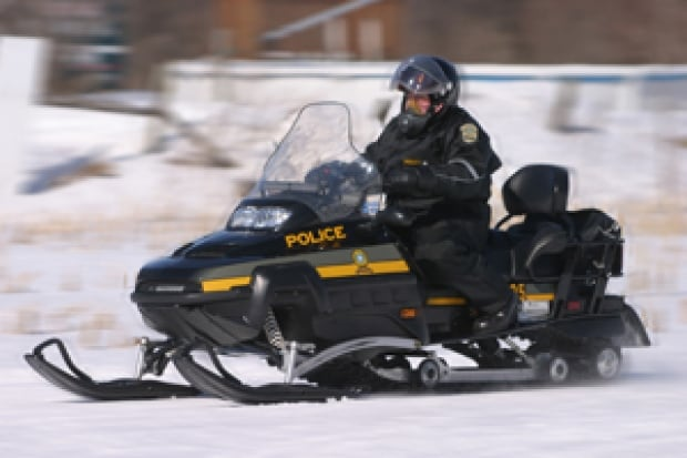 SQ snowmobile