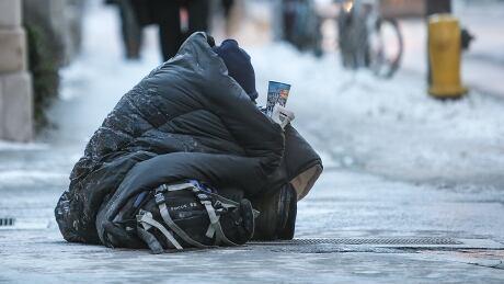 Kingston's homeless population declining, survey shows