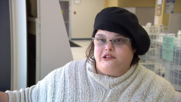 Anrea Zaslov she wants to personally thank the Winnipeg Transit driver, known only as Dino, for keeping her from freezing outside while waiting for her bus on Monday.