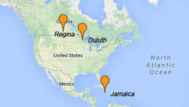Jamaica to Regina skpic