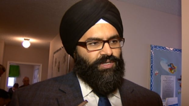 Alberta Minister of Human Services Manmeet Bhullar says privacy laws prevent the province from acknowledging the death Sunday of a young girl in the province's care.