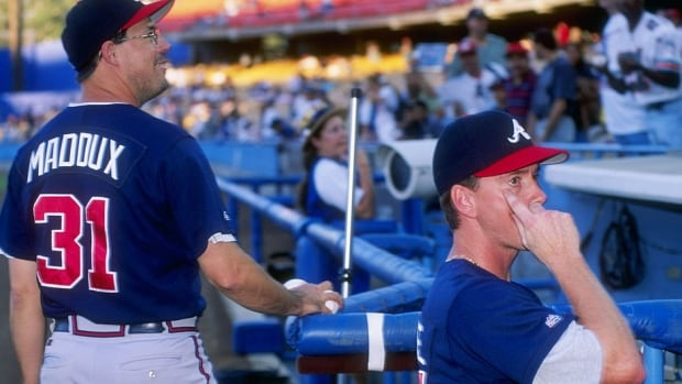 Former Braves pitchers Greg Maddux and Tom Glavine are in the conversation as baseball prepares to announce its Hall of Fame class for 2014 on Wednesday. Maddux could break the mark for highest vote percentage (98.84), set when in 1992 when Tom Seaver topped the record Ty Cobb set in 1936.