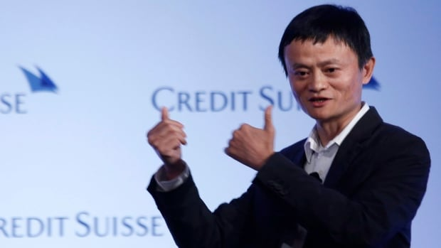 Jack Ma, chairman of China's largest e-commerce firm Alibaba Group, expects 30 percent of China's total retail sales to be conducted online in five years' time.
