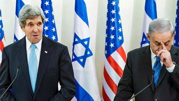 ISRAEL-KERRY/