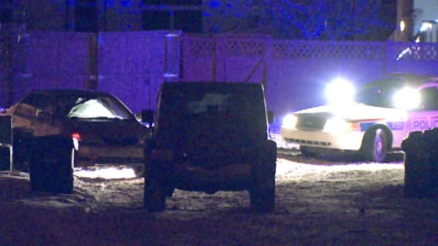 Calgary police are investigating after a body was found in a car in Harvest Hills.