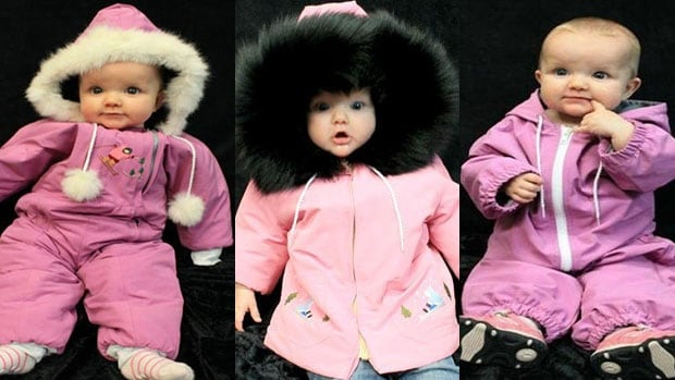 Grenfell Handicrafts has issued a product recall for its Infant/Toddler Snowsuit, Children's Parka, and Infant Splash Suit.