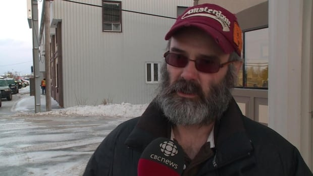 Dennis Budden of Port Hope Simpson, Labrador has been ordered by a provincial court judge to pay $8,000 for hacking at a hydro pole on Nalcor property in December 2012.