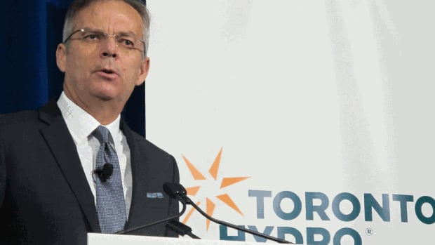 Toronto Hydro CEO Anthony Haines estimated it would cost $15 billion to move all the city's overhead power lines underground.
