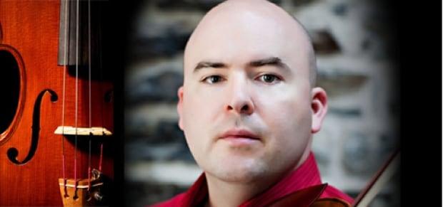 Newfoundlander, violinist Mark Fewer