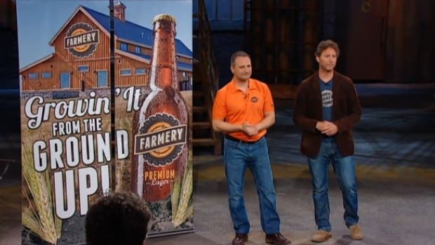 Lawrence and Chris Warwaruk, entrepreneurs from Manitoba, inked a $200,000 deal with two dragons during an appearance on Dragon's Den on Thursday.