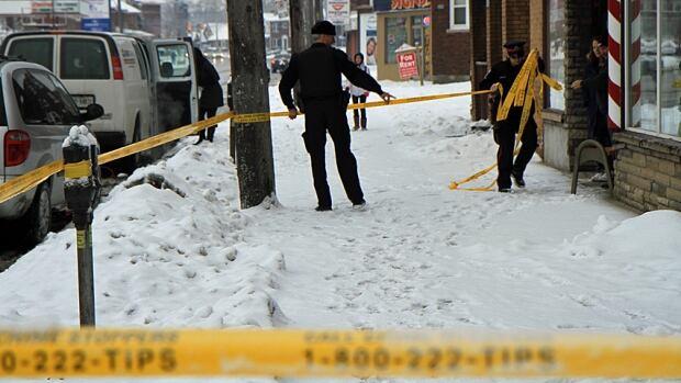 King Street Homicide investigation