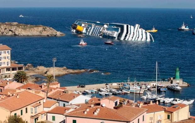 Italy Costa Concordia