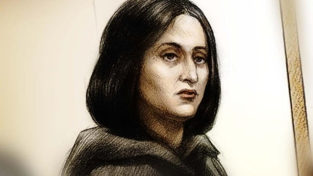 Maria Sosa, show here in a court sketch, has been acquitted in the death of a toddler in her care in 2013, although the Ontario Superior Court Justice said he could not definitively call what happened an accident.