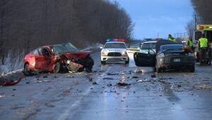 Lanaudiere crash
