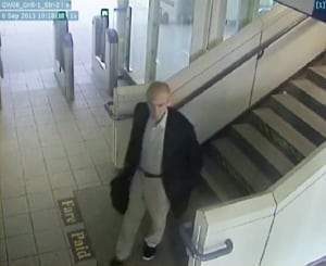Transit Police sexual assault suspect - Sept.