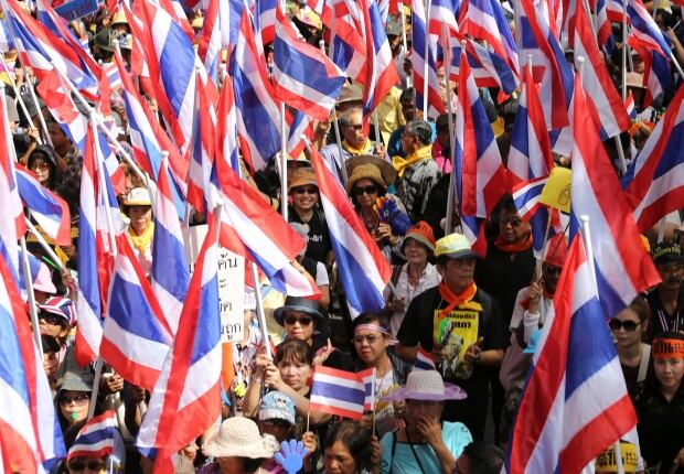 Thailand Trouble Ahead Trouble Behind