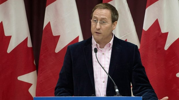 Before entering politics, Justice Minister Peter MacKay was crown counsel in Nova Scotia.