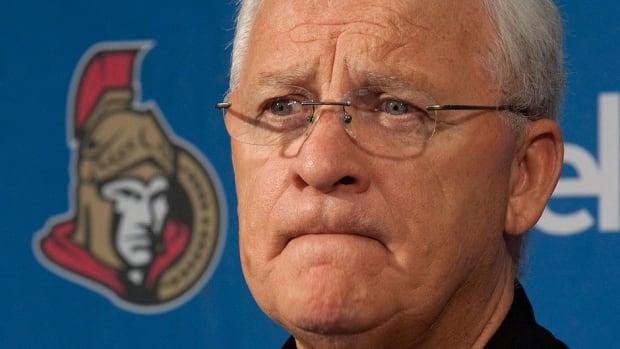 Senators GM Bryan Murray had his contract extended two seasons on Monday and was also named the team's president of hockey operations.