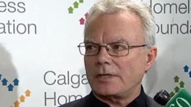 John Rook leaves his job as head of the Calgary Homeless Foundation after less than two years.