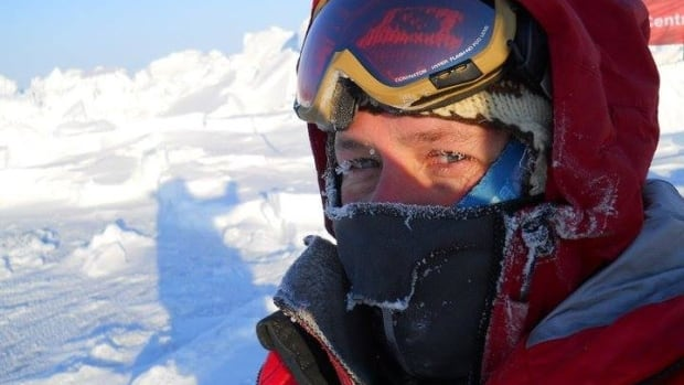 Yukoner Devon McDiarmid recently travelled more than 2,000 kilometres across Antarctica.