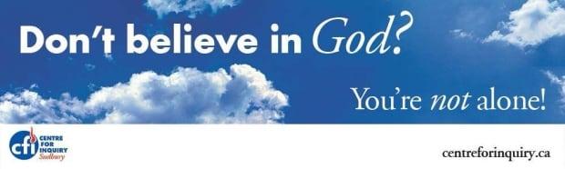 Sudbury Atheist ad